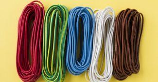 Code couleurs électricité : explication, conseils et précautions