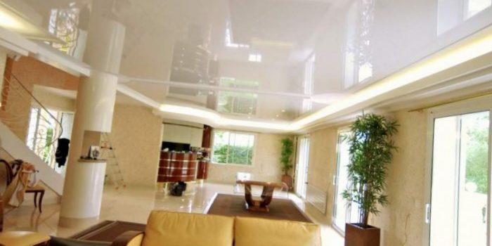 Plafond tendu lumineux : utilité, pose et conseils